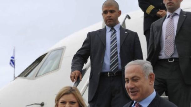 Netanjahu in Washington eingetroffen