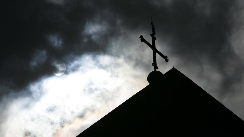Die Schattenseite der Kirche