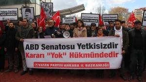 Türkei bestellt amerikanischen Botschafter ein