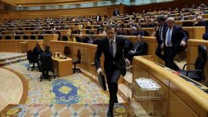 Spaniens Senat stimmt für Zwangsverwaltung Kataloniens