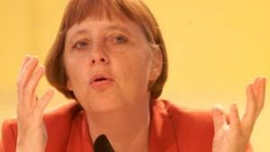 Merkel: Zeichen stehen auf Ablehnung