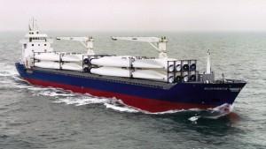 Piraten geben deutschen Frachter frei