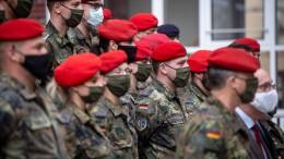 Bundeswehr prüft Corona-Impfpflicht