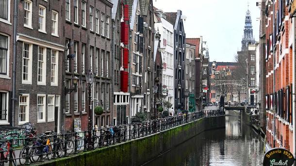 Die Niederlande bleiben im Lockdown