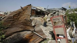 Israel greift wieder Ziele im Gazastreifen an