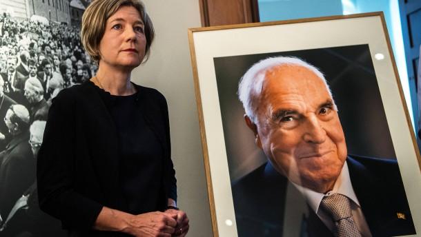 Bundestag stimmt mit großer Mehrheit für Helmut-Kohl-Stiftung