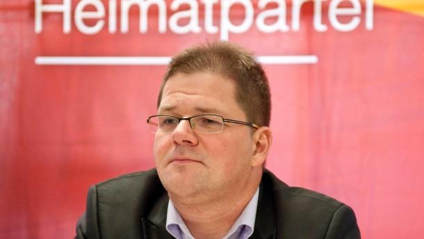 Apfel neuer NPD-Chef