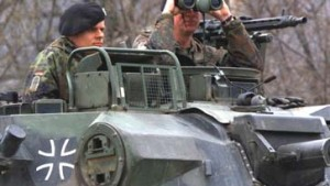 Koalition lässt Bundeswehr-Einsatz offen