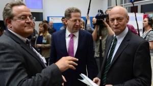 """Verfassungsschutz wehrt sich gegen """"unerträgliche Vorwürfe"""""""