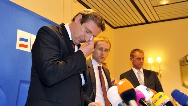 Führungskrise in Nord-CDU