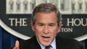 """Bush: """"Laßt Euch nicht einschüchtern"""""""