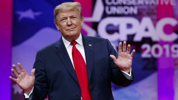 Kongressausschuss leitet umfassende Untersuchung zu Trump ein