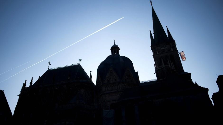 Der Aachener Dom (Archivbild)