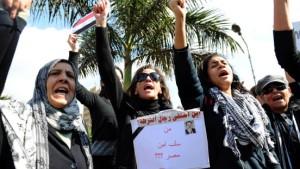 Mubaraks Tage sind gezählt