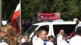 Proteste gegen Rudolf-Heß-Gedenken