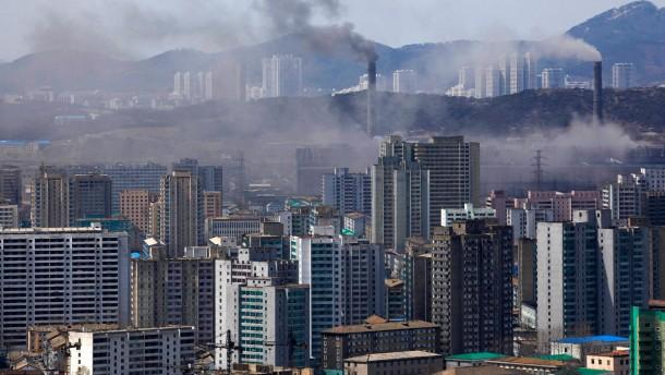 Unterläuft China UN-Sanktionen?