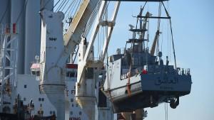 Exportstopp für Saudi-Arabien könnte Auftrag über 20 Patrouillenboote treffen