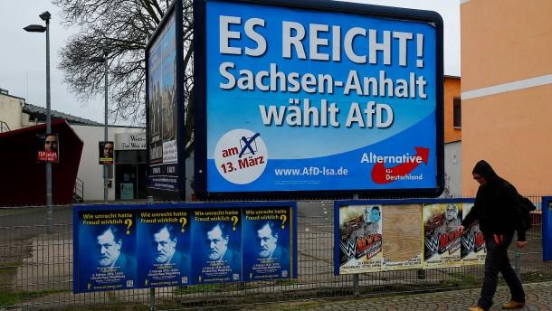 AfD-Antrag gegen Verfassungsschutz abgelehnt