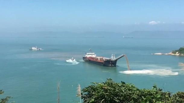 Chinas neue Zermürbungstaktik gegen Taiwan