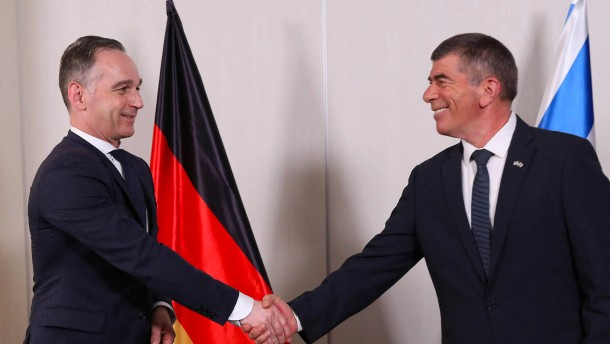 Maas hofft auf Waffenstillstand im Gaza-Konflikt