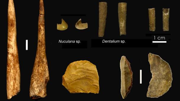 Unsere Vorfahren besiedelten Europa frueher als bisher gedacht