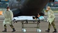 Bundeswehr behandelt ukrainische Soldaten