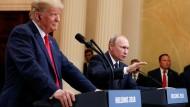 Teaser Bild für Donald Trump auf Reisen