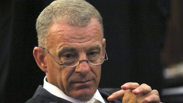 Muss Pistorius wieder ins Gefängnis?