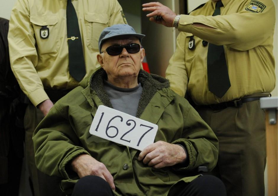 John Demjanjuk hatte Dienst im Vernichtungslager Sobibor geleistet. 2011 wurde er dafür verurteilt.