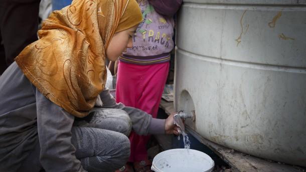 Entwicklungsminister warnt vor Ausbruch der Cholera