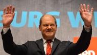 Hamburger SPD ohne absolute Mehrheit
