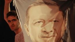 Freie Bahn für Erdogan