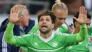 Diego lässt Wolfsburg jubeln