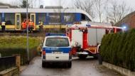 Bahn stellt Nahverkehr in NRW ein