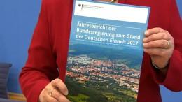Ostdeutschland hat weiter Nachholbedarf