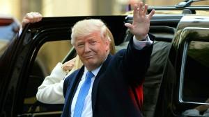 Trumps Versprechen – und seine Drohungen