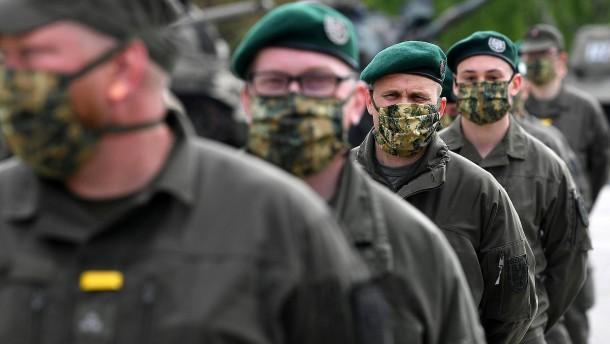 Militärisch schutzlos