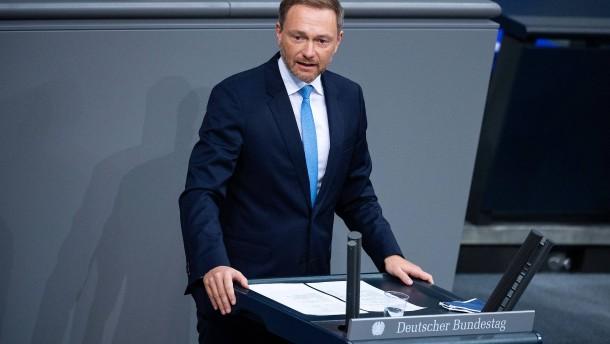 "Lindner kritisiert ""rechtspolitisches Feigenblatt"""