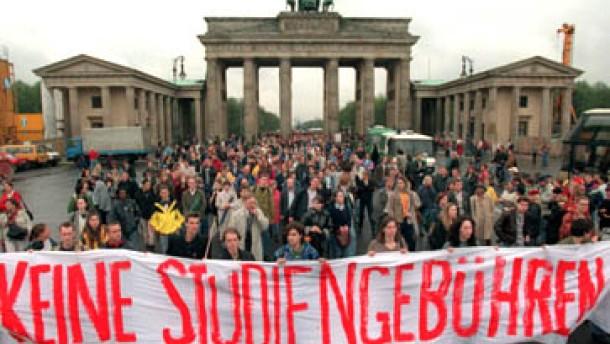 Studiengebühren spalten die SPD