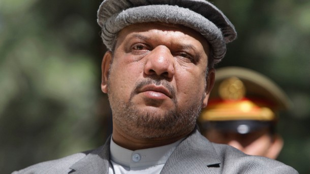 Vizepräsident Qasim Fahim gestorben