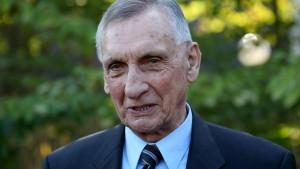 Erster GSG-9-Kommandeur Ulrich Wegener gestorben