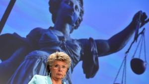 EU-Kommissarin legt London Austritt nahe