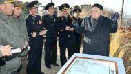 Nordkorea versetzt Militär in Kampfbereitschaft