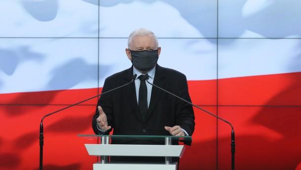 Die Wurzel von Kaczyńskis Nationalismus