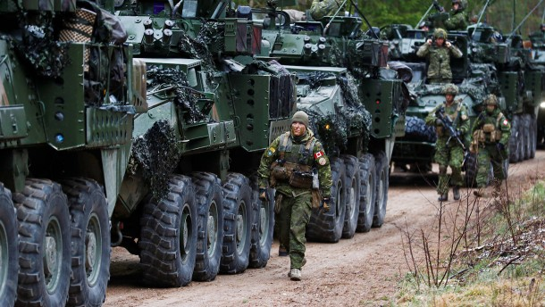 Macht Corona die Nato flott?