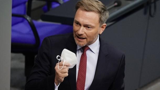 FDP stellt Stufenplan für Corona-Maßnahmen vor