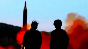 Die Nordkorea-Krise hat den Wahlkampf erreicht