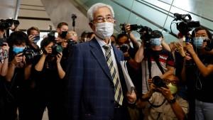 Das vorläufige Ende der Hongkonger Demokratiebewegung