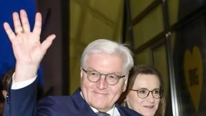 Steinmeier warnt vor Feindschaften in Deutschland