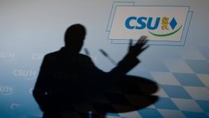 Rettet die CSU!